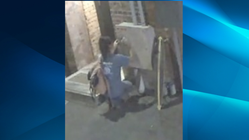 Eureka police looking for suspected tagger | KRCR