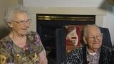 Couple named Harvey and Irma married 75 years
