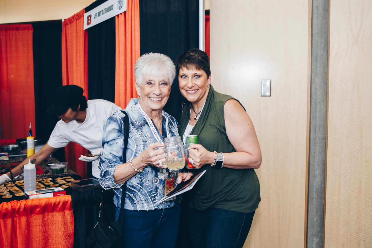 Marilyn Poppe and Judy Fulcher / Image: Catherine Viox // Published: 6.14.18