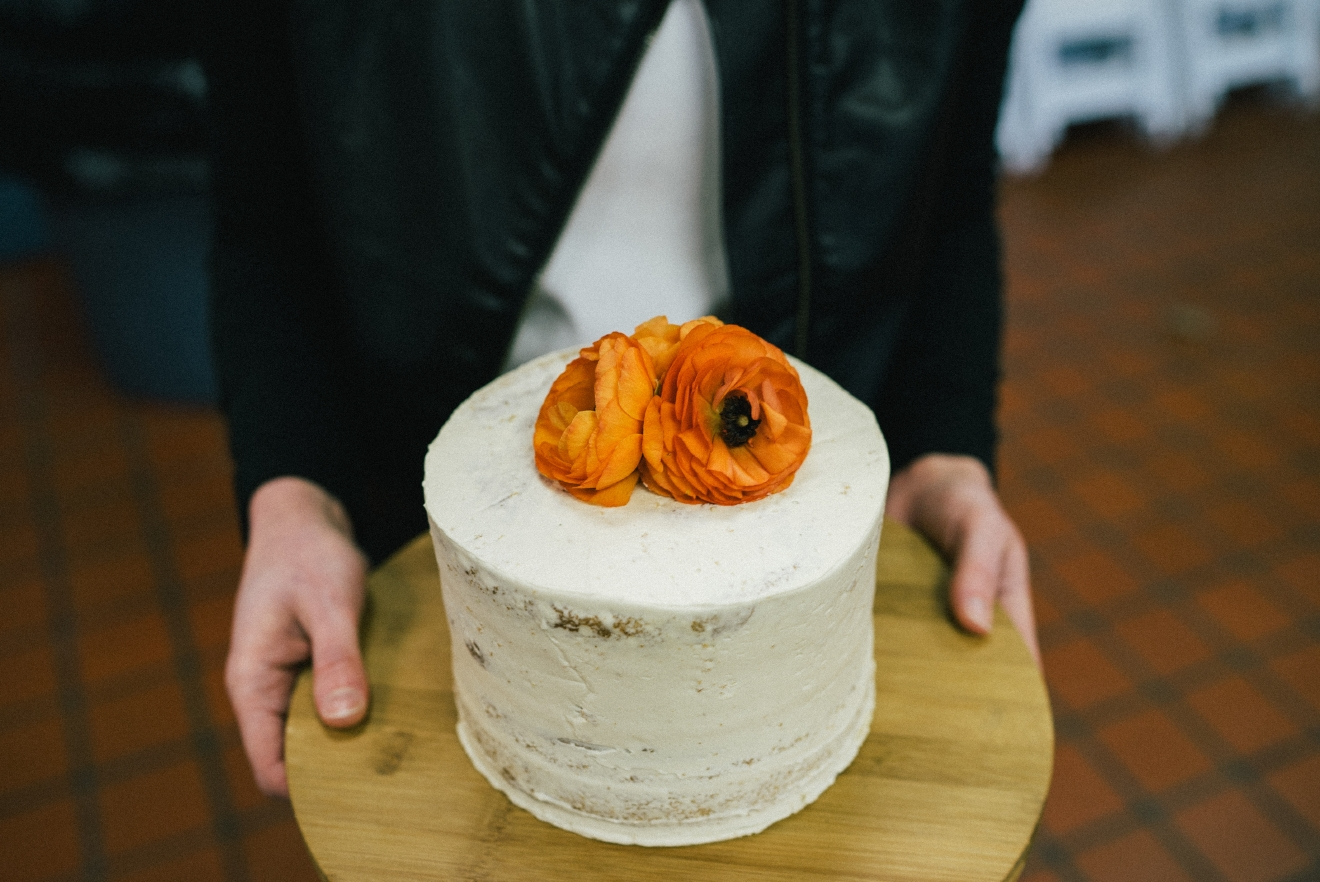 The Bakeist is a bakery founded by Hannah Belanger. It specializes in custom cakes (with an emphasis on buttercream wedding cakes) and assorted pastries for all kinds of events. / Photo courtesy of Sally O'donnell Photography 5 // Published: 12.23.16