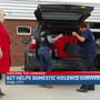 ACT donates much needed supplies to Iowa City's Domestic Violence Intervention Program