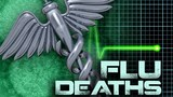 Second flu-related death of the season reported in El Paso