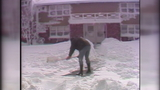 Digging out from storm of 1981