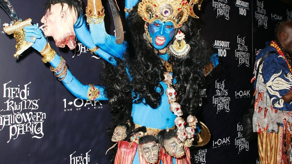 GALLERY | Celebs get into character for Halloween parties