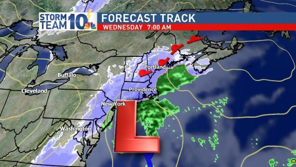 Wednesday's winter storm: timing and how much to expect