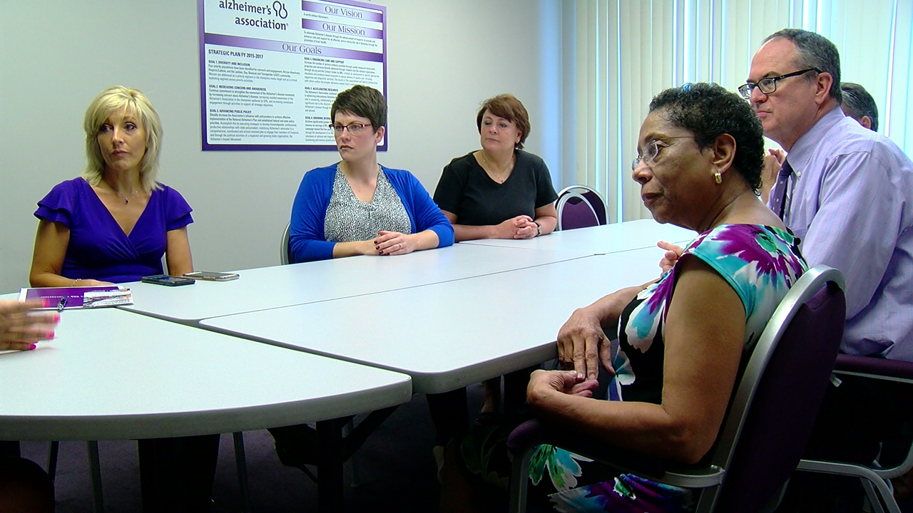 Alzheimer's disease rates climbing among black and latino women (WKRC)