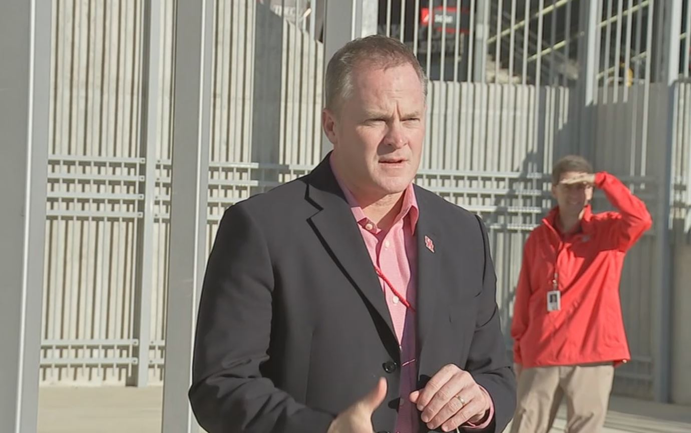 Yurachek replaces Jeff Long, who was fired on Nov. 15 for losing the faith of school's leadership following a six-year downturn in the football program. (KATV Photo)