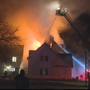 Students relocated following fire at Sigma Nu fraternity house