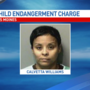 Anti-violence activist charged with child endangerment