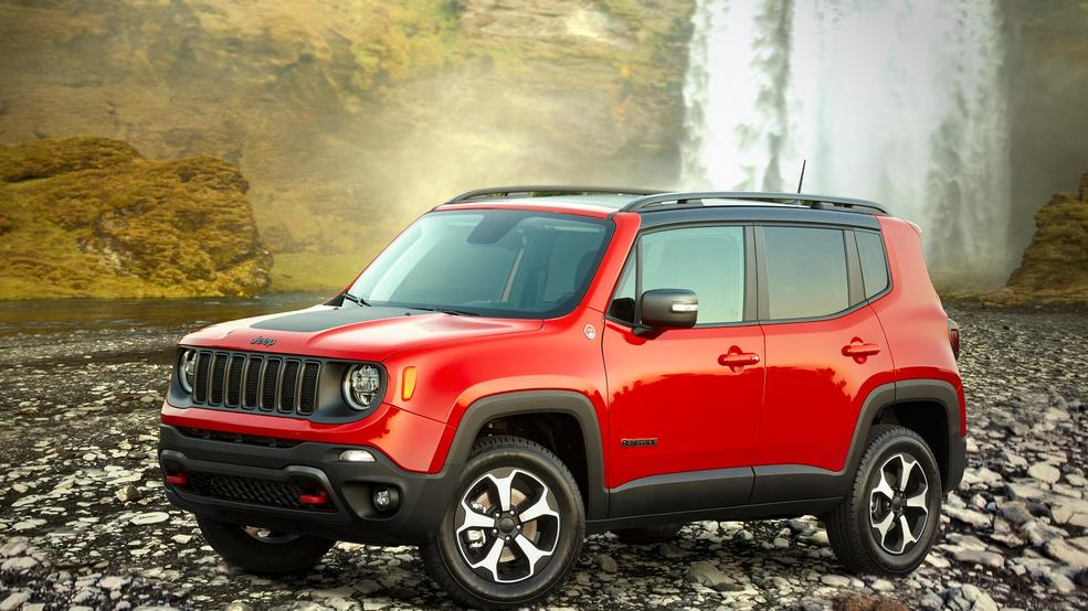 2019 Jeep Renegade What S New Kcby