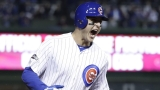 Rizzo, Zobrist lead Cubs' offensive outburst in Game 2
