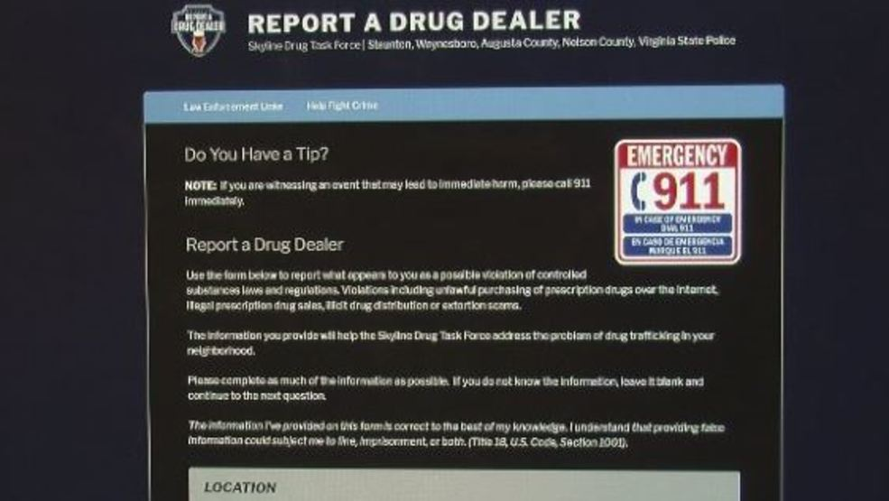 Nelson County asking residents to help drug crackdown   WSET