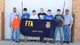 Mark Twain FFA Trap Team receives donation of rifles, shell pouches