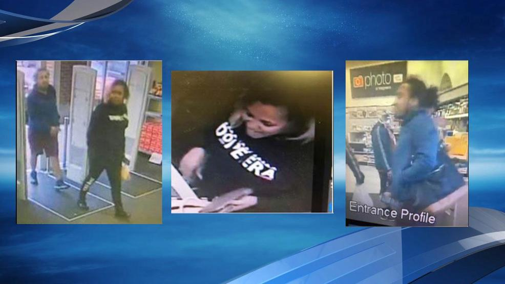 Vancouver police search for Walgreens shoplifting suspects