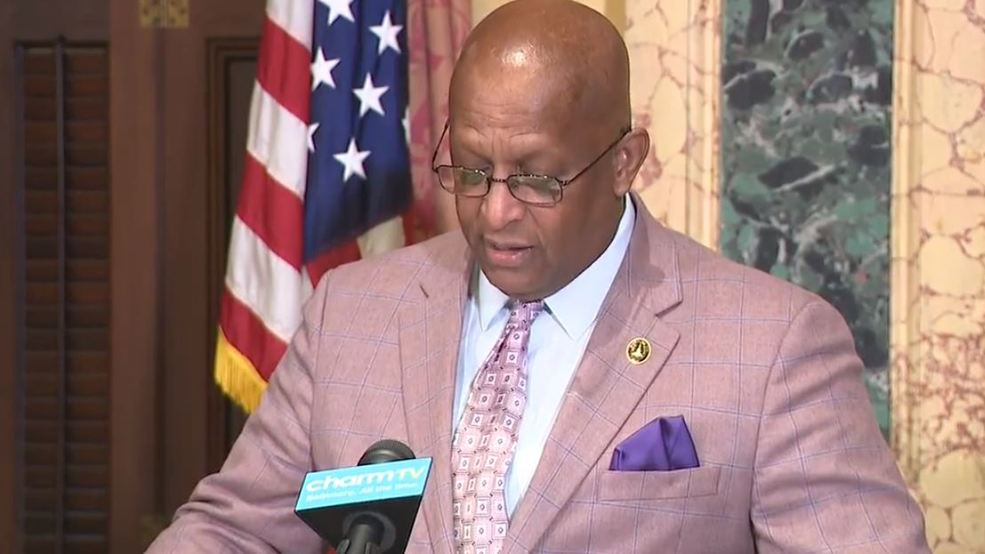 Mayor Young announces College Signing Day in 2020 in Baltimore