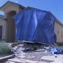 Car crashes into far east El Paso home