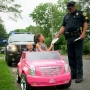 Young drivers ticketed for being 'too darn cute'