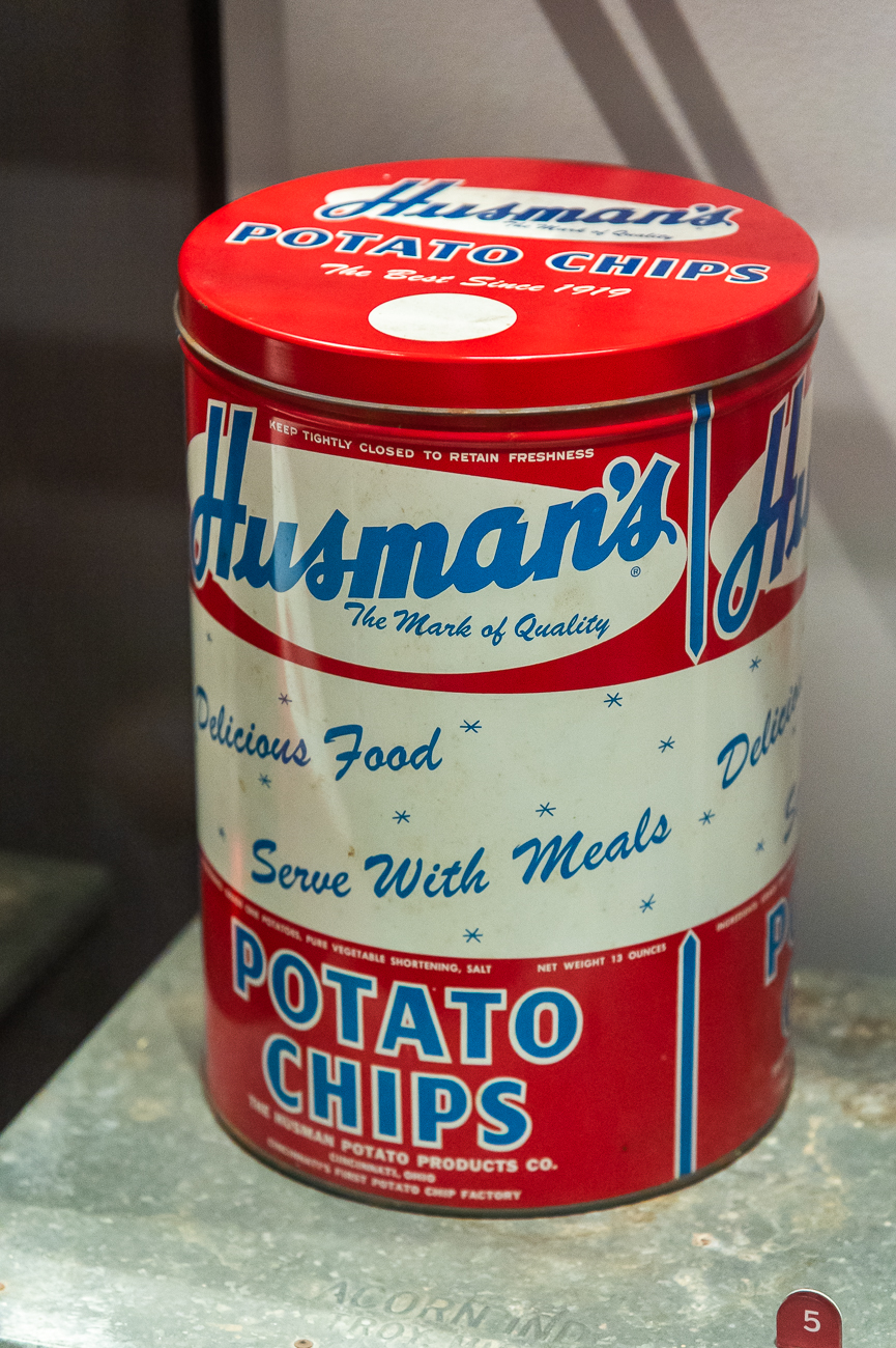 You can't talk about big Cincinnati brands without mentioning Husman's! / Image: Phil Armstrong, Cincinnati Refined // Published: 10.23.20<p></p>