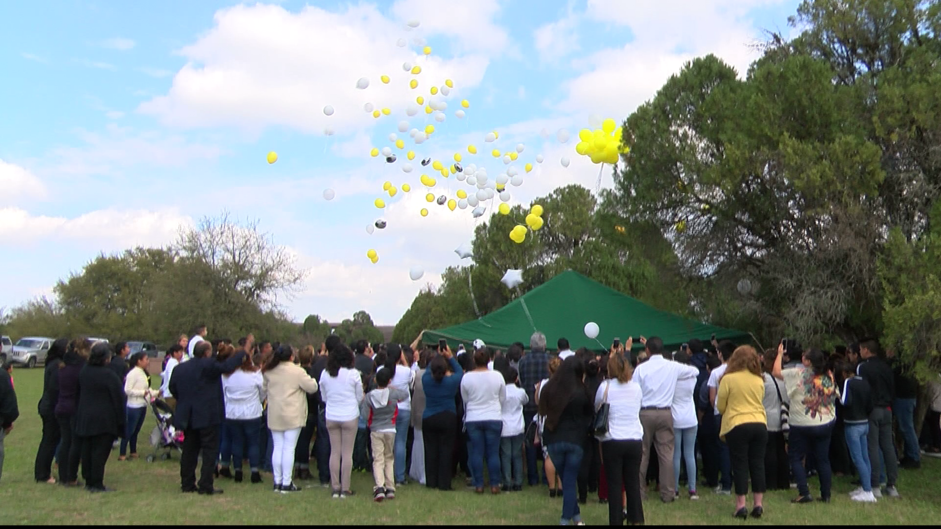 The family of a 14-year-old boy killed in an auto-pedestrian crash on Slaughter Lane is calling for justice and asking police to file charges against the driver involved. (CBS Austin)