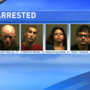 Randall Co. deputies arrest 4 after woman sexually assaulted, held against her will