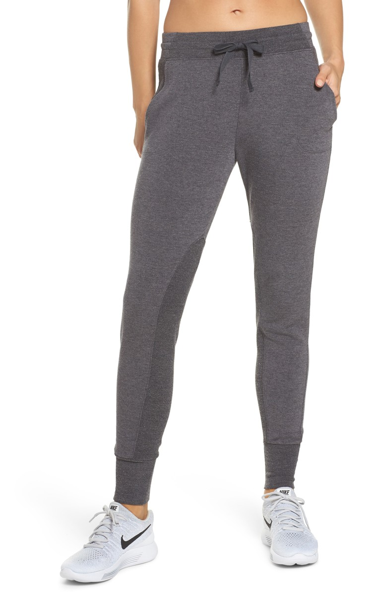 Right On Jogger Pants - $65.{&amp;nbsp;}Looking for a jumpstart to your workout wardrobe? Zella, a Nordstrom brand, has you covered. Find more info and buy online at shop.nordstrom.com/c/all-zella. (Image: Nordstrom)<p></p><p></p>