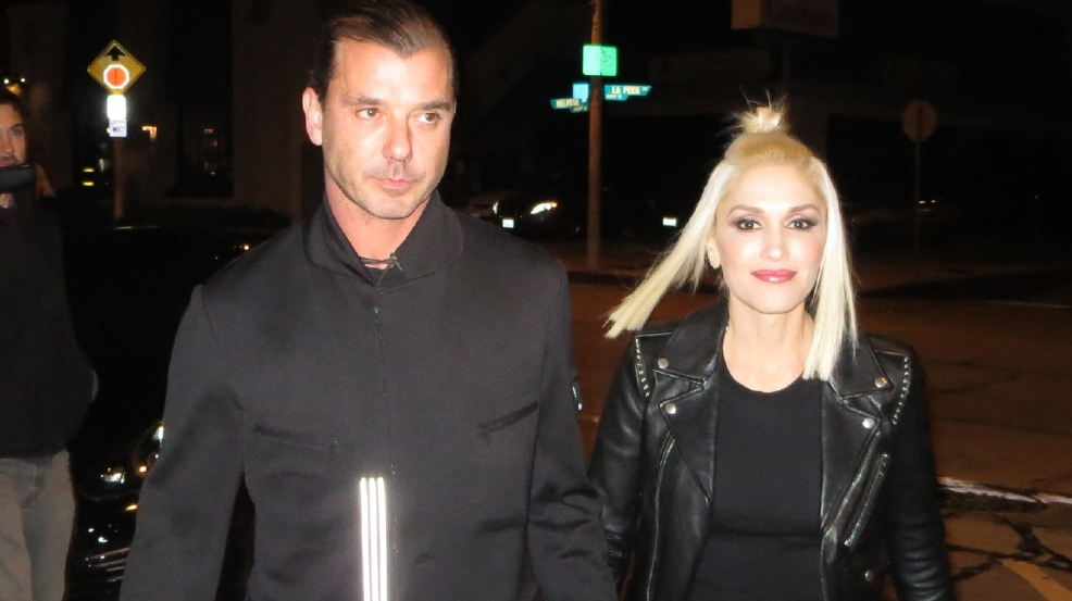 Judge finalizes Gwen Stefani and Gavin Rossdale's divorce