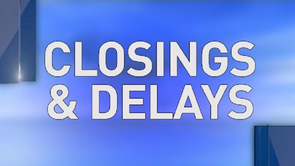 School Closings And Delays >> School Closings And Delays Madison On 2 Hour Delay Wlos