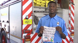 Pensacola kid on 'blue bike' wrote down his dream job and carried it in his pocket