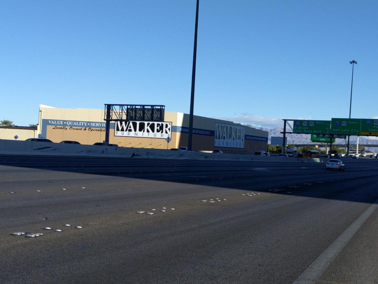 Nearly 300,000 Vehicles Go Through The Interstate 15 Corridor Between The  Spaghetti Bowl And Sahara Avenue