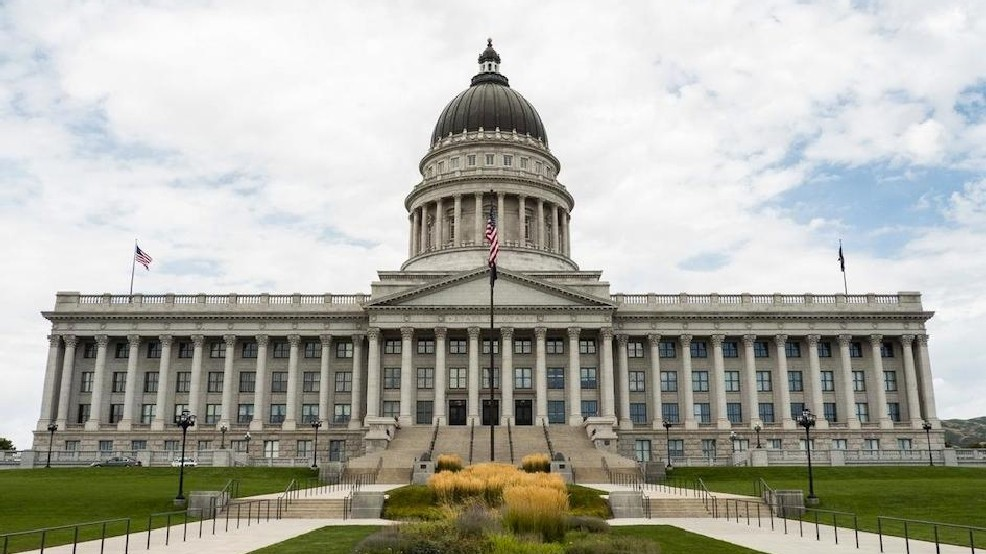 Utah lawmakers have sent President Donald Trump an official letter of commendation after rejecting efforts to formerly rebuke Mitt Romney following the senator's vote to impeach him. (Photo: KUTV)