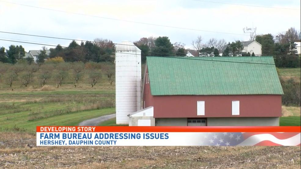 PA farmers hopeful tariffs will help increase profits after