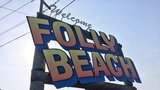 New Folly Beach 'Welcome' sign has many disgusted, calling it 'tacky' & too 'Myrtle Beach'