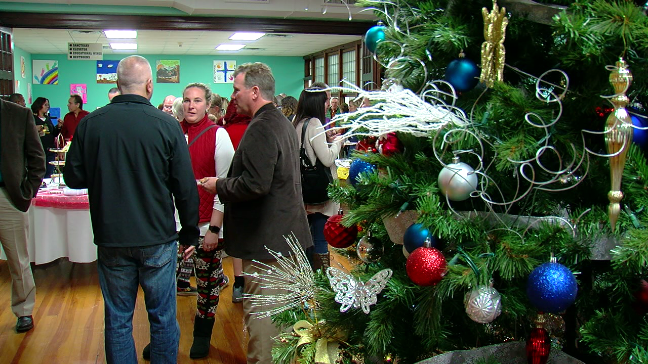 A Covington church is helping out a community many of them have never even been to before. (WKRC)