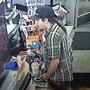 Attempt to identify credit card theft suspect
