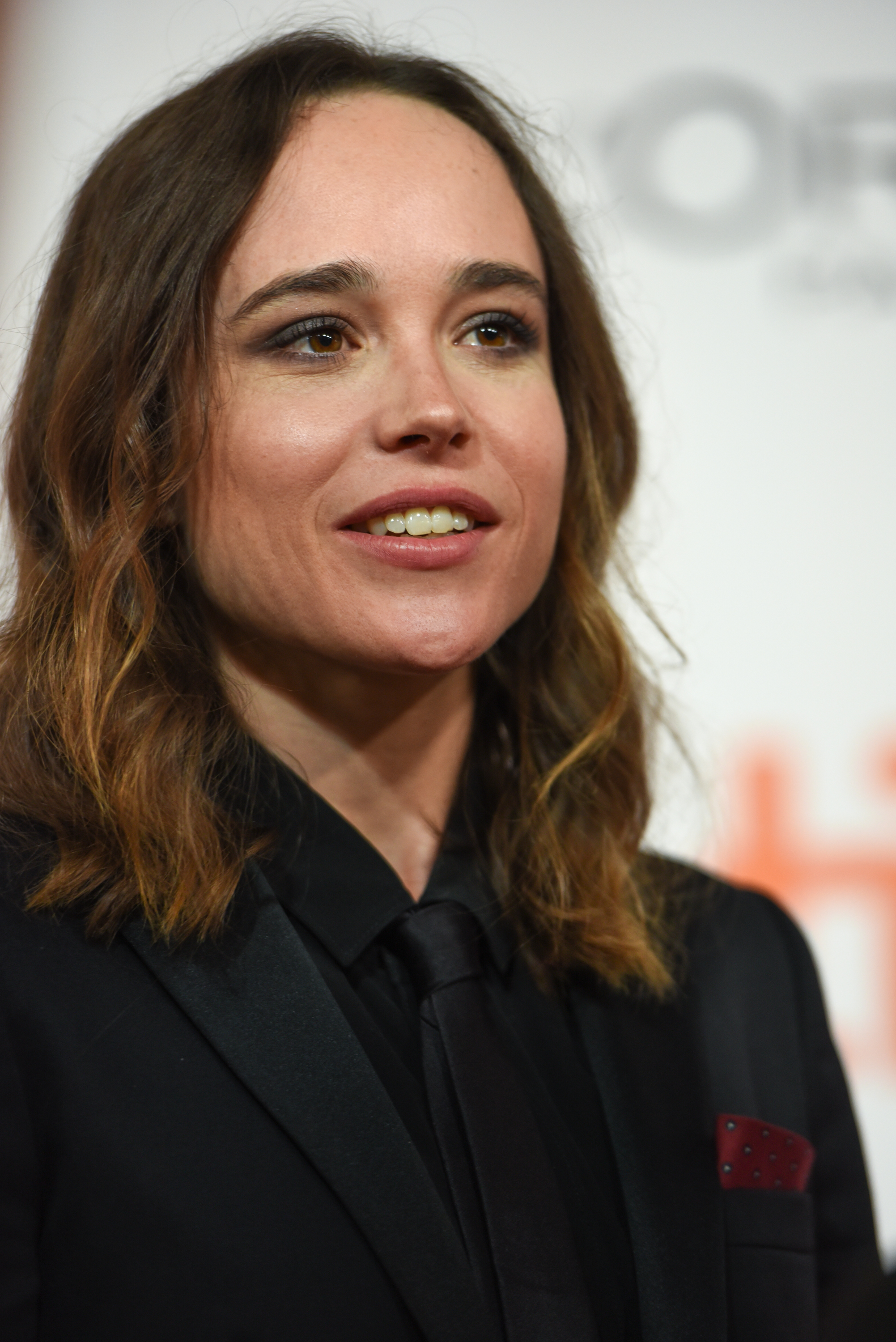 42nd Toronto International Film Festival - 'My Days of Mercy' - Premiere                                                                      Featuring: Ellen Page                                   Where: Toronto, Canada                                   When: 15 Sep 2017                                   Credit: Jaime Espinoza/WENN.com