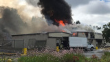 Crews fight 2-alarm fire at Shoreline facility for disabled