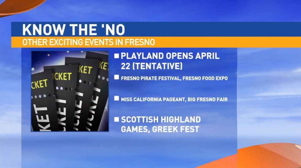 Other exciting events in Fresno