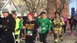 Firefighters run Race for GRACE in full gear to honor fallen brother