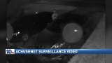 Caught on video: Acushnet police search for B&E suspect