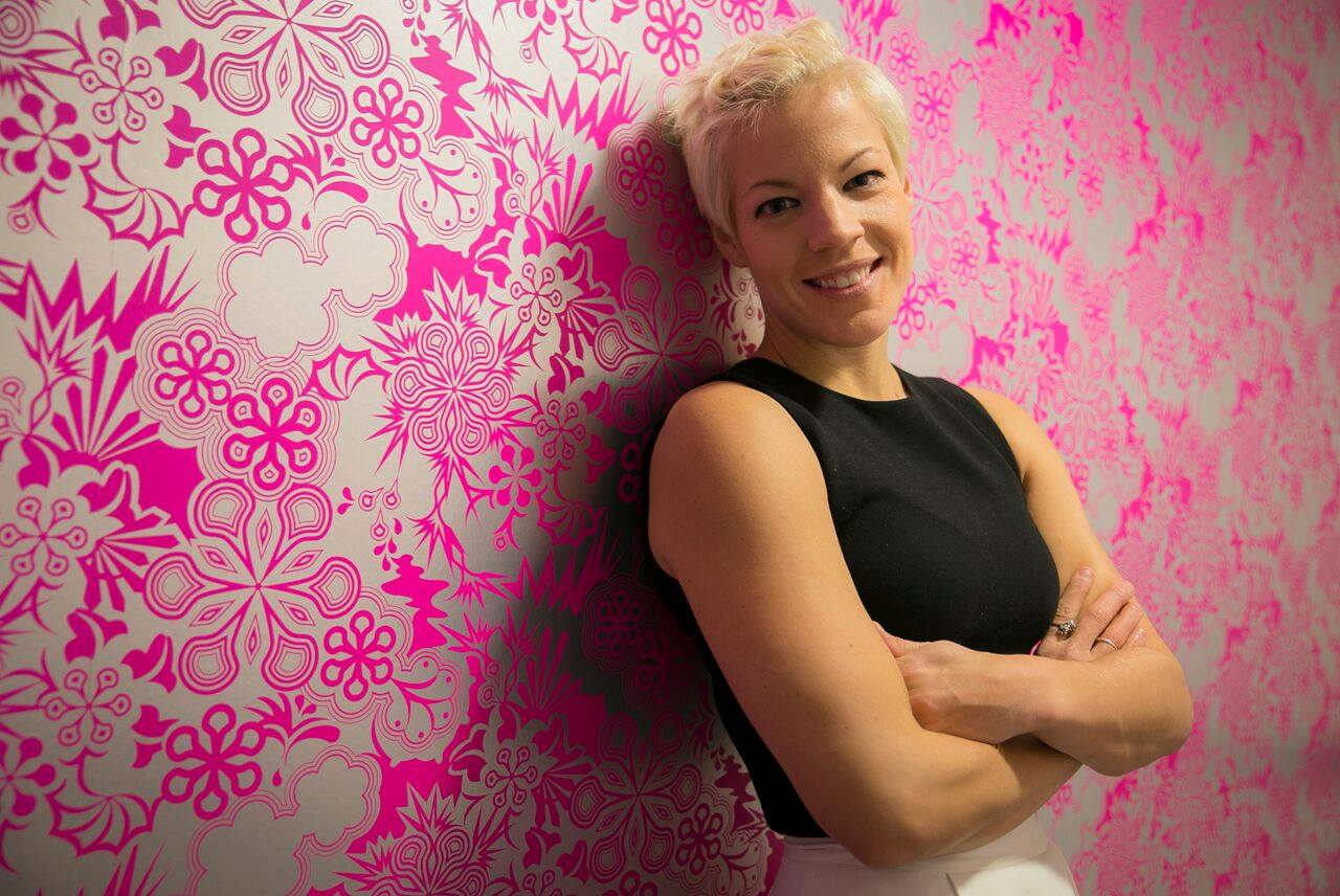 Founder, Owner and CEO Anne Mahlum (Image: Courtesy Solidcore)