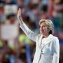 Clinton accepts nomination for president