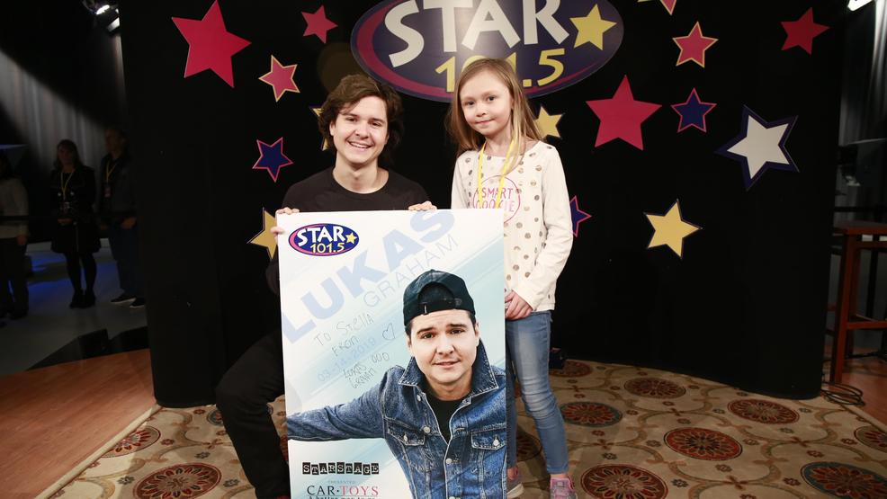 Presented by Car Toys: Our STAR Stage with Lukas Graham!