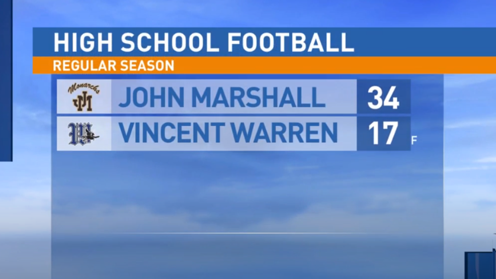 11.1.19: John Marshall at Vincent Warren