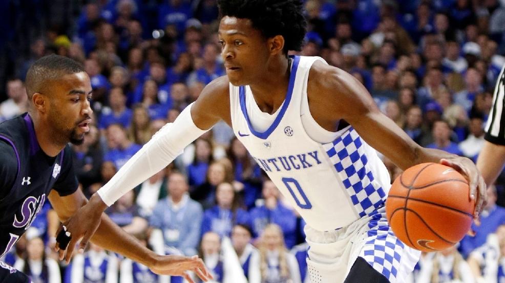 Kentucky Basketball Fox Named Sec Freshman Of The Week: UK's Fox Wins SEC Freshman Of The Week