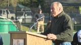 Ed Cheff 'humbled' by stadium dedication