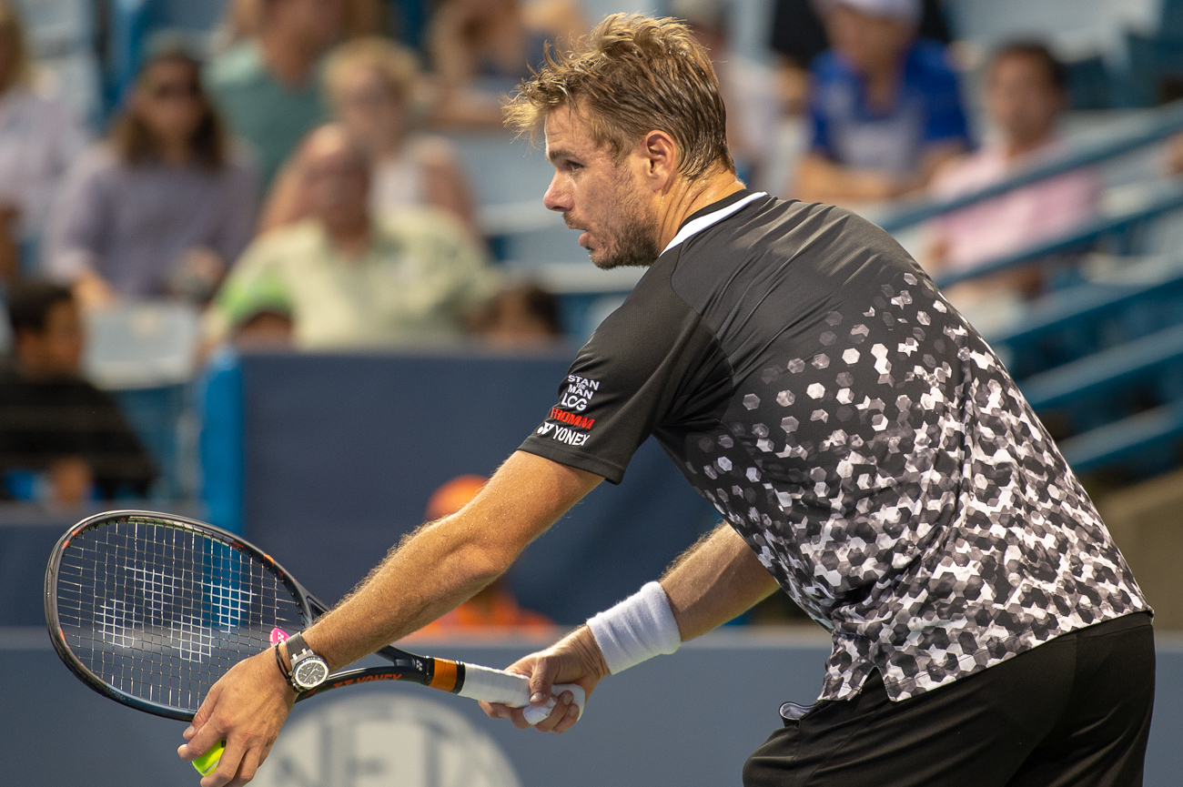 Stan Wawrinka{ }/ Image: Chris Jenco // Published: 8.14.18