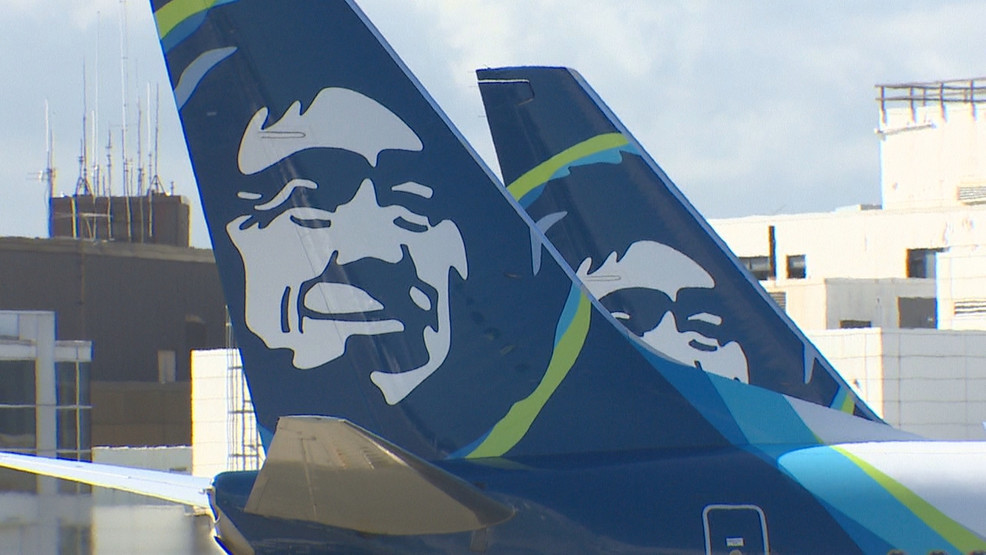 Alaska Airlines named best overall airline in recent study