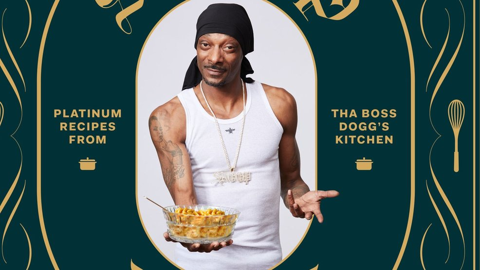Snoop Dogg S New Cookbook Offers Recipes For Ribs Chicken