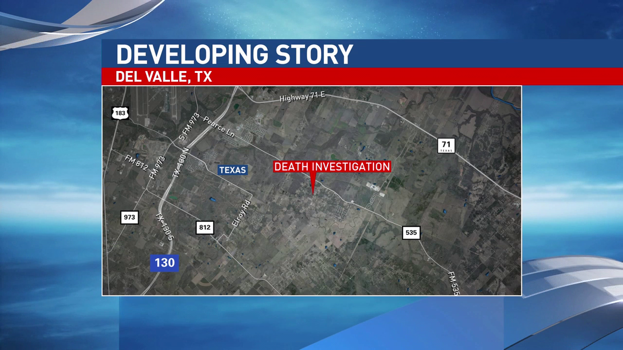 Deputies in southeast Travis County are investigating an early Thursday morning fatal shooting in Del Valle. (CBS Austin)