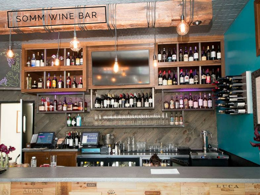 Somm Wine Bar is located at 3101 Price Ave., Cincinnati, OH 45205. / Image courtesy of Somm Wine Bar / Published: 1.29.17